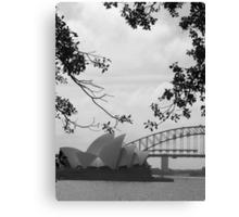 Sydneysiders  Canvas Print