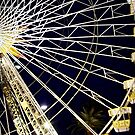 Impressive big wheel by daffodil