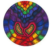 Heart Vibrations by TheMandalaLady