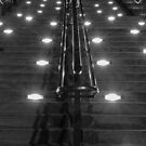 Stairs of King St Station by DiamondCactus