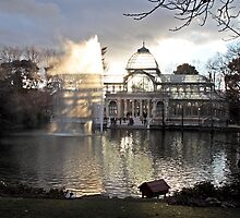 Crystal Palace in February by OlurProd