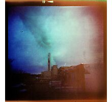 Smokestack Lightning Photographic Print