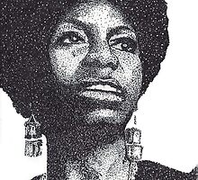 nina simone by CTDesigns