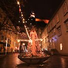 Graz Schloßbergplatz by christopher363