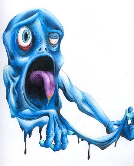 """""""Out-Monster The Monster, Or Be Quietly Devoured?"""" by cleh"""