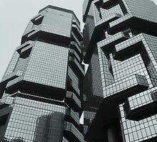 Modern Hong-Kong   by Elvira