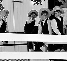 Amish Boyz by Monte Morton