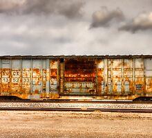 The Box Car by Paul Hailes