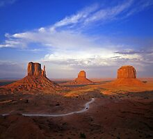 Monument Valley by Mike Norton