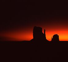 Monument Valley #9 by Mike Norton