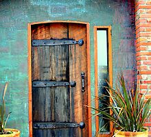 """Cannery Door"" by Lynn Bawden"