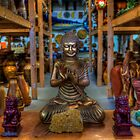 Curio Shop Buddha by njordphoto