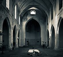 Chapel - Arles, Frances - 2010 by Nicolas Perriault