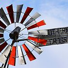 A Windmill without a Breeze by VigourGraphics