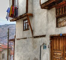 Beypazari, an old Anatolian town in Turkey by Akif  Kaynak