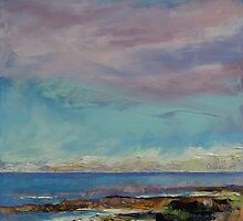 California Seascape by Michael Creese