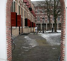"""The """"orphanage"""", where I danced, sang and played games.  by MrJoop"""