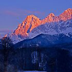 Colored peaks. by imagic