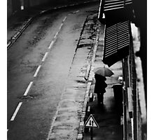 Rainy Day - Arcueil, France - 2009 Photographic Print