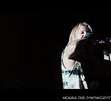 Vince Neil 2 by Oksana Fox