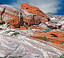 Valley of Fire State Park, Nevada by trevortrent