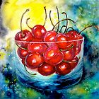 Cherry Time by ©Janis Zroback