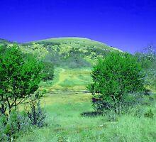 Enchanted Rock Texas by jabrwill