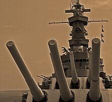 USS Alabama by Turtle6