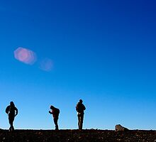 End of the World - Tongariro Crossing  by emerson