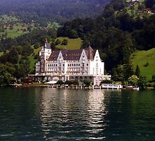 The Park Hotel Vitznau - Lake Lucerne by sstarlightss