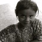 Mayan Child by Alex Marshall