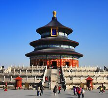 Temple of Heaven by Stephen Greaves