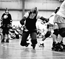 Newcastle Roller Derby League January Jam 2 by Mark Snelson