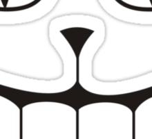 The Grin Sticker