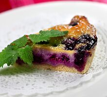Blueberry Tarte  by SmoothBreeze7