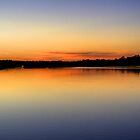 Lakeside Dawn by GerryMac