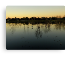 My Corner Of The World ~ Part Two Canvas Print