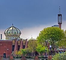 Glasgow Central Mosque by Tom Gomez