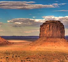 Monument Valley by njordphoto