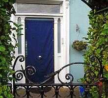 Irish Door by Ferdinand Lucino