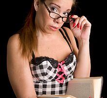 The librarian  by Mountainimage