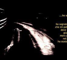 ho sognato una strada by shrdn