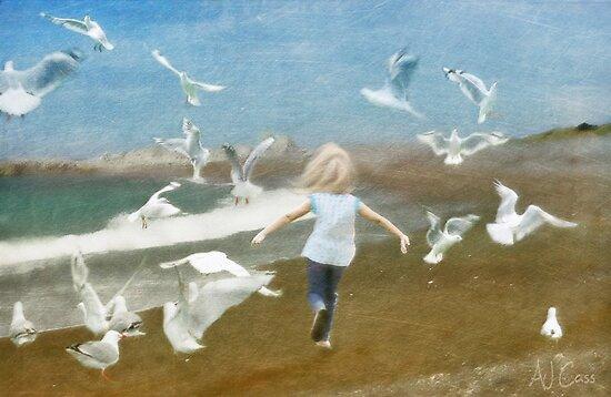 I'm like a bird by Amanda  Cass