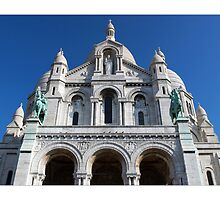 Sacre Coeur by geebster