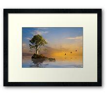 The Immortal Tree Framed Print