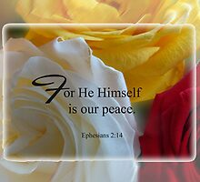 He Is Our Peace by vigor