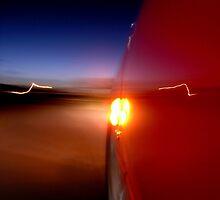 Left turn... by Jarrod Lees
