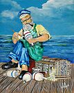 Fisherman's Art by Jim Phillips