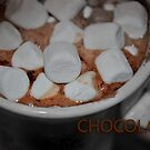 Chocolate Equals Comfort by Rebecca Bryson