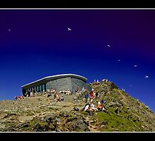 Mount Snowdon  by Nathan  Holmes